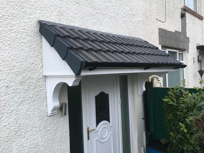 ... Classic Door Canopy & Door Canopies-A2z Canopies -2018