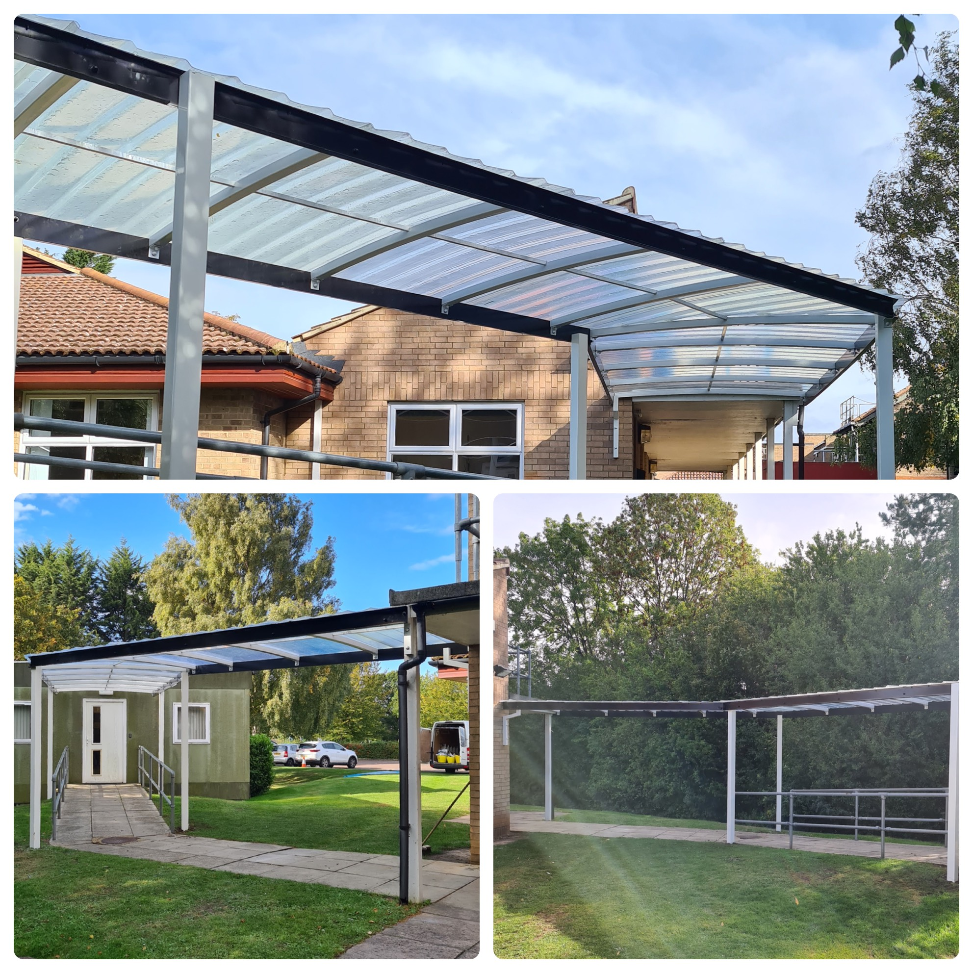 School Canopies Walkways