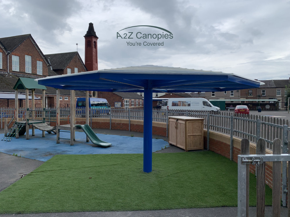 School Canopy Example Nursery