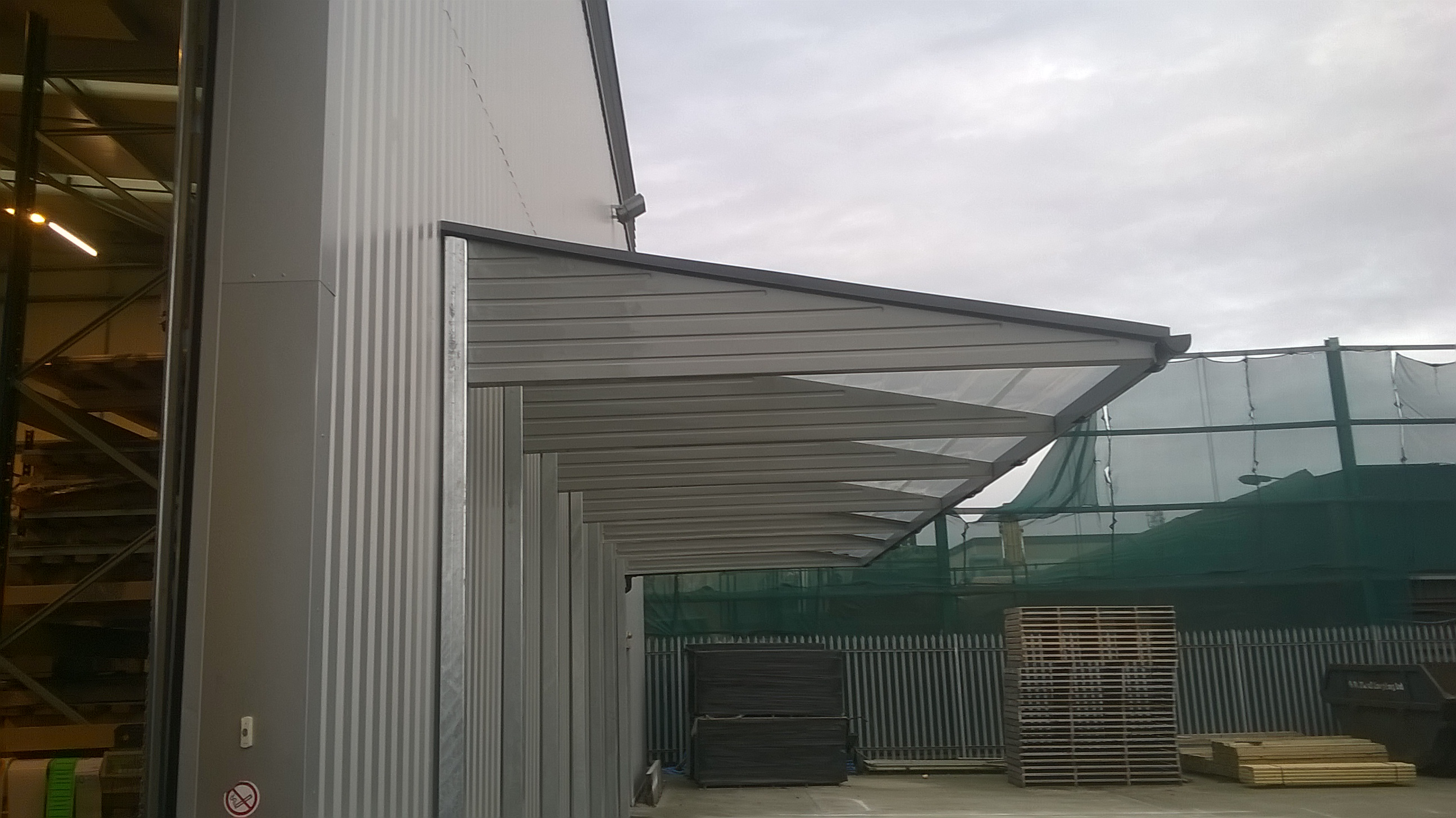Commercial GPR cantilevered Canopy Commercial GPR cantilevered Canopy ... & A2z Canopies -A2z Canopies -2018