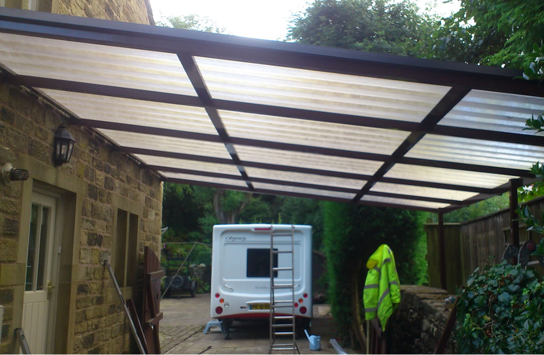 Lean To Canopies : Lean to carports canopies