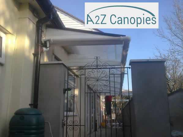 Case Study Bungalow A2z Canopies 2020